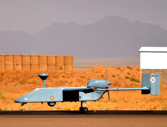 Searcher MK.III Foto: mde.es