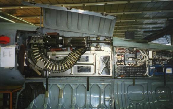 Cañon F-5 Ejercito del Aire