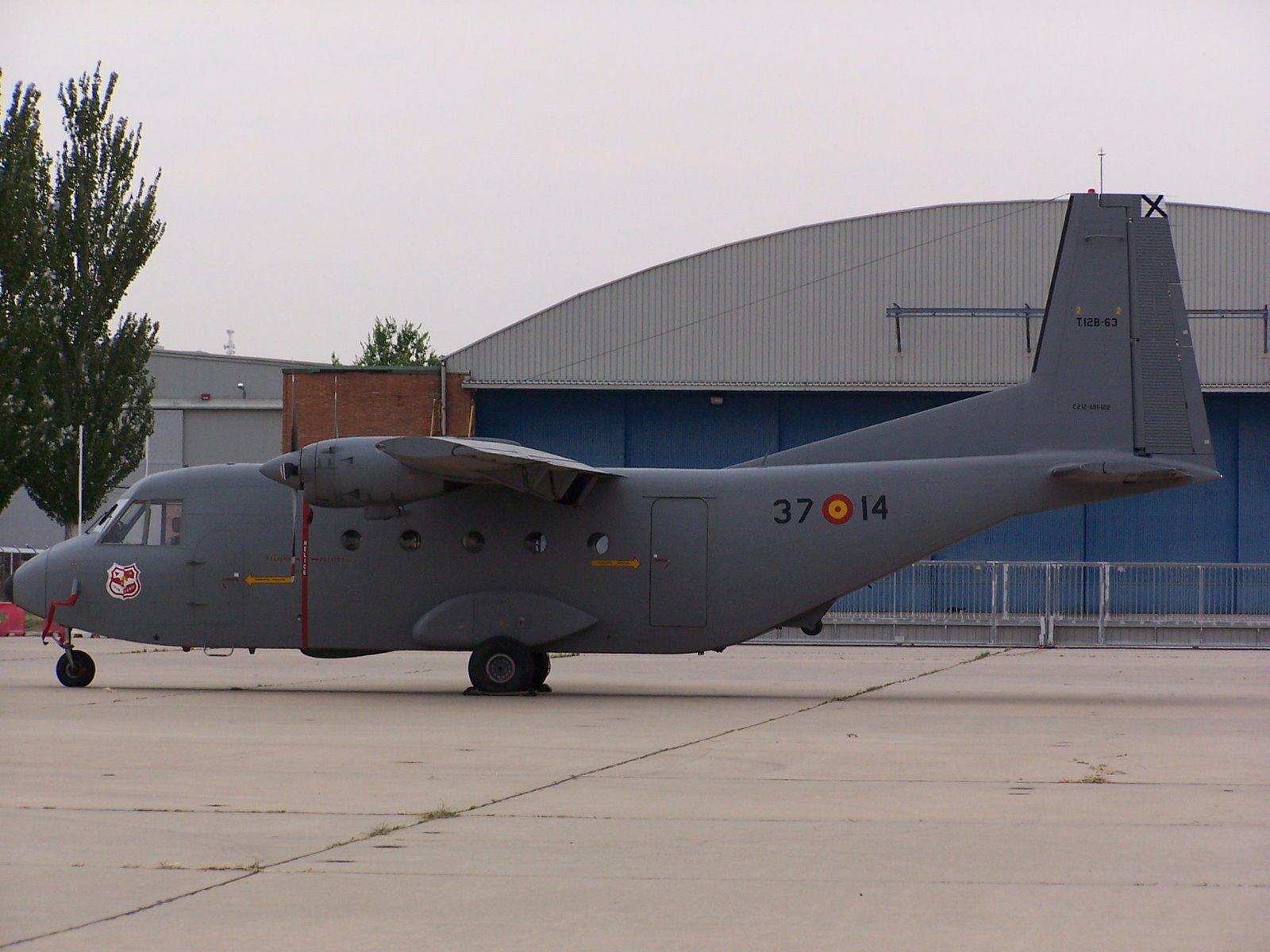 c-212 ejercito del aire