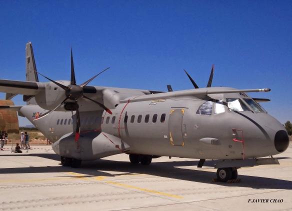 c-295 ejercito del aire