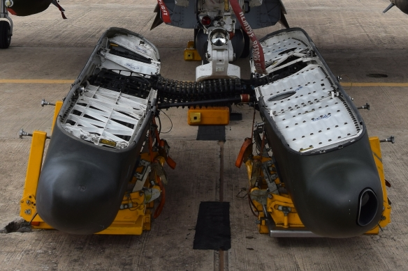 Cañon GAU-12U Harrier AV-8B