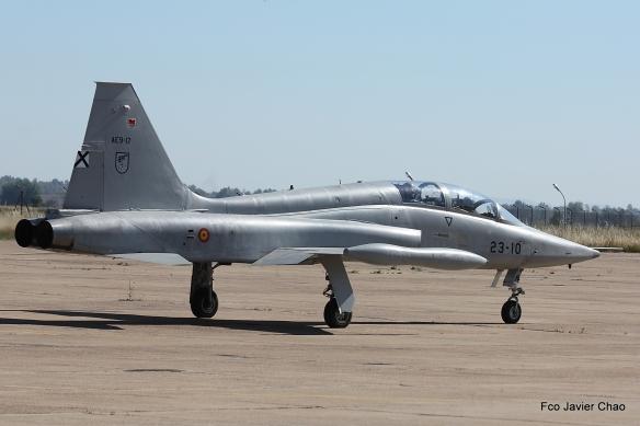 F-5 ejercito del aire