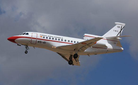 falcon-900 ejercito del aire