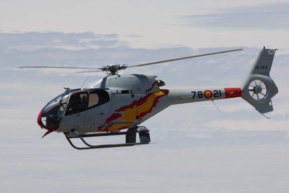 Ec-120 colibri ejercito del aire