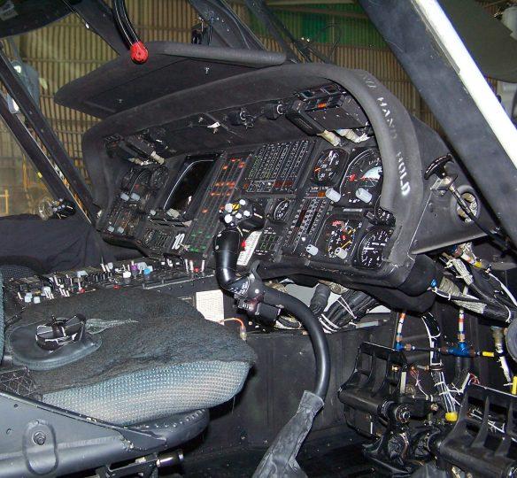 cabina SH-60