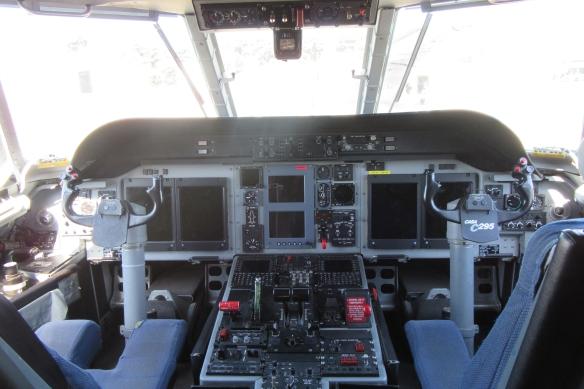 Cabina C-295