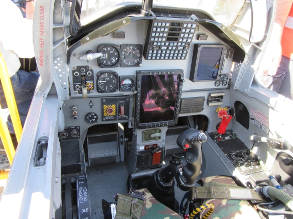 cabina F-5
