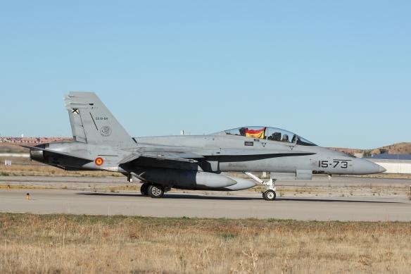 F-18 CE.15-04 15-73 ALA15