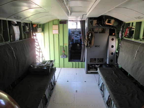 zona de descanso CL-415
