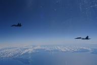 Su-30 (Foto: Ejercito del Aire)