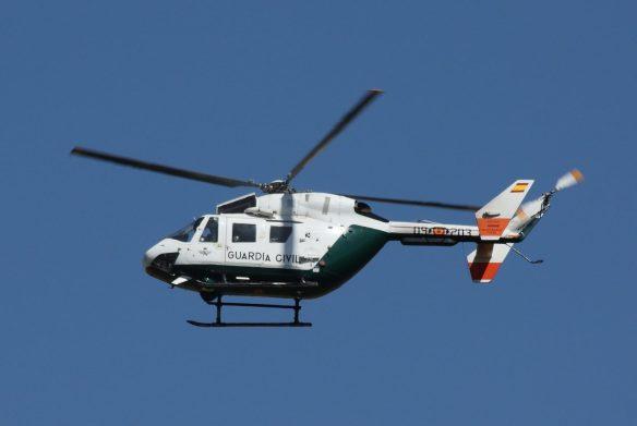 BK-117 del SAER