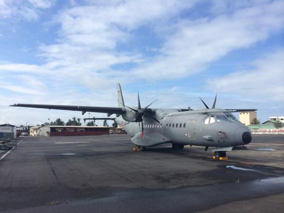 C-295 DESTACAMENTO MAMBA