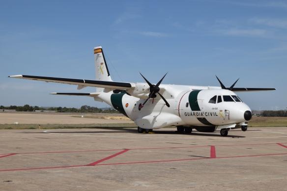 CN-235 09-502 SAER(GC)