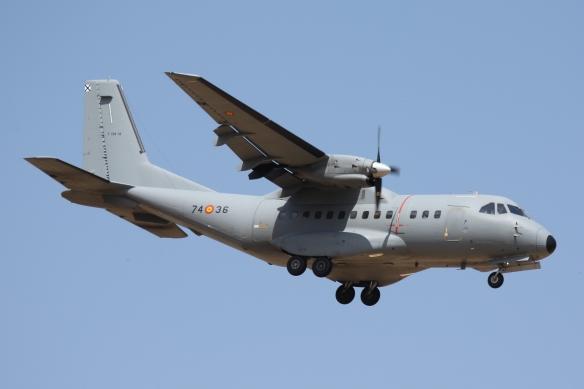 CN-235 ALA74 74-36