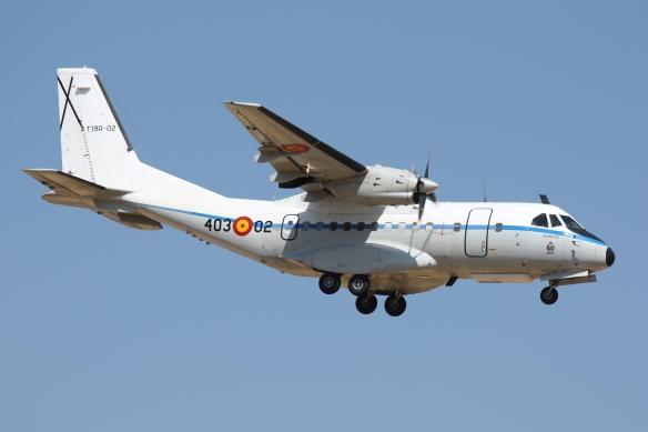 CN-235 GRUPO403 403-02