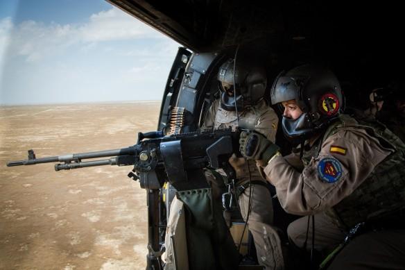MAG-58 FAMET iraq