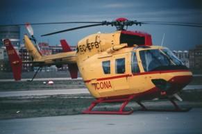 BK-117 perteneciente al ICONA (Foto: Rnac)