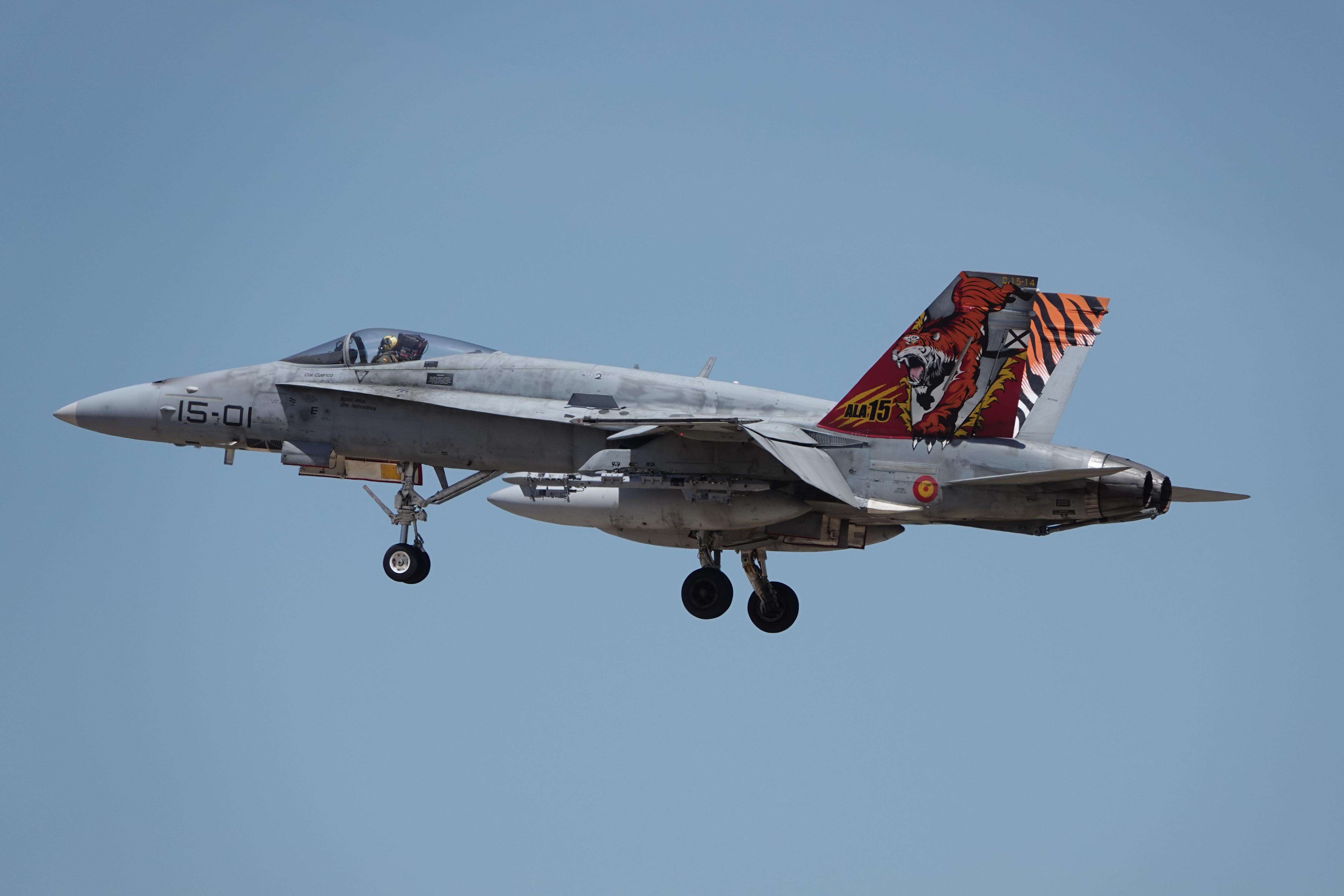 F-18 15-01 ALA15