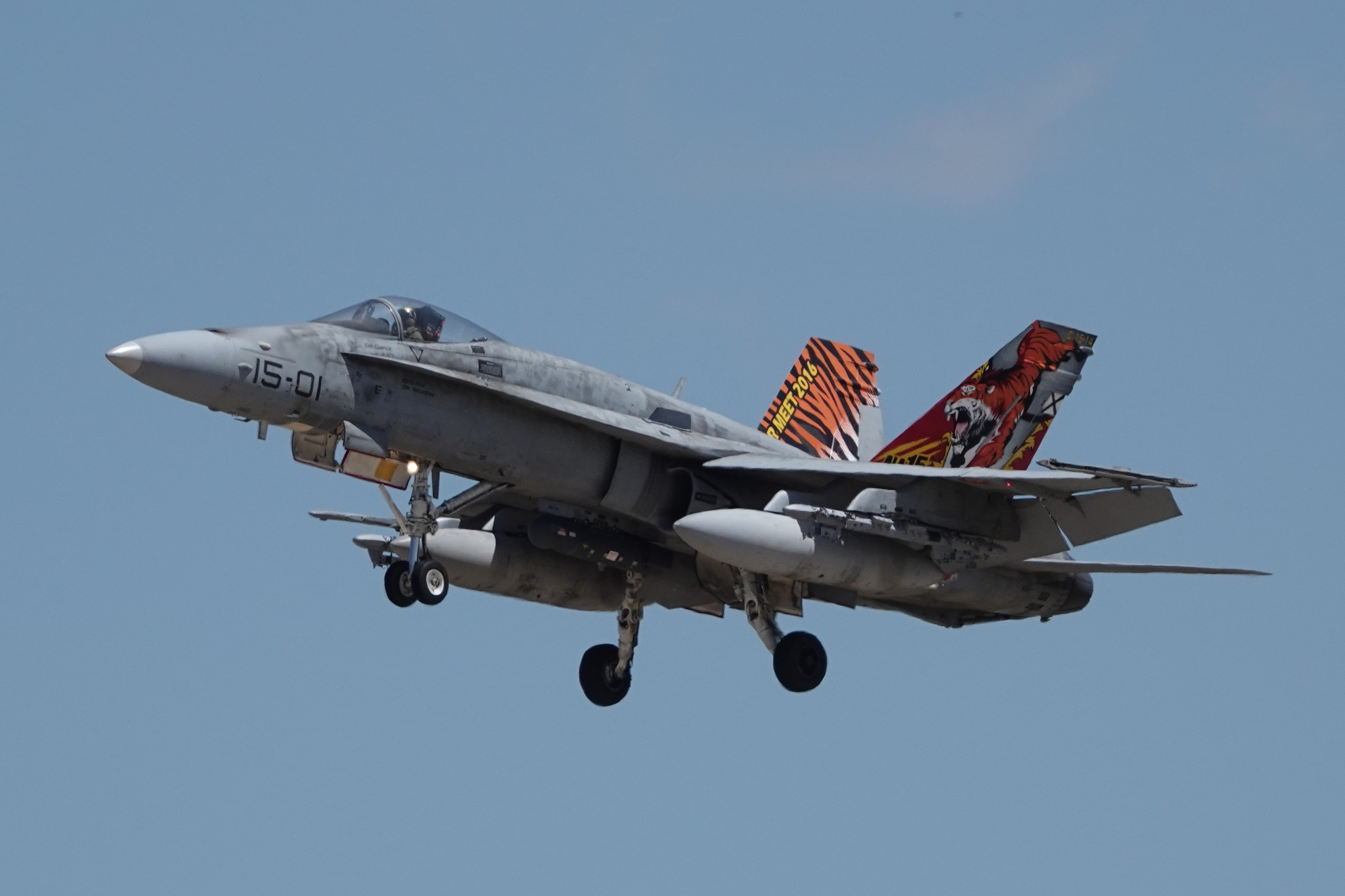 F-18 15-01