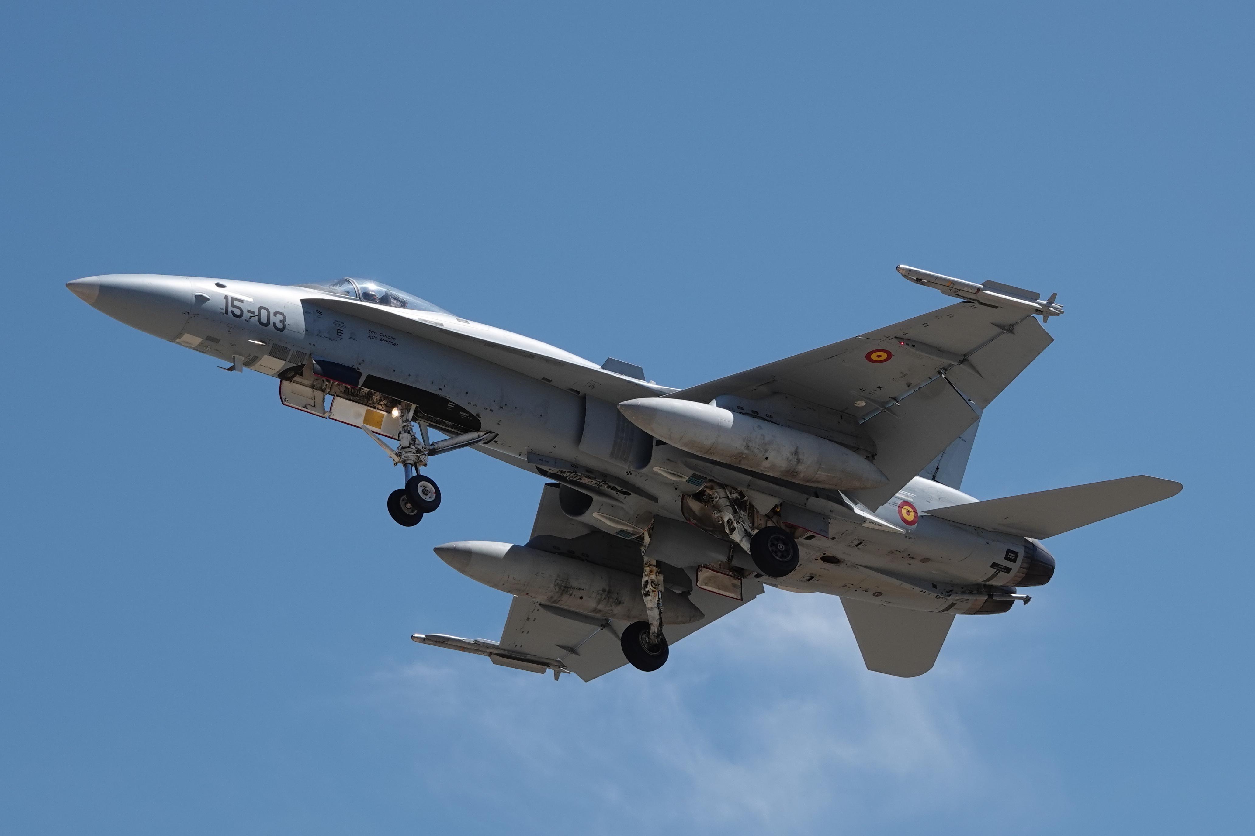 F-18 15-03