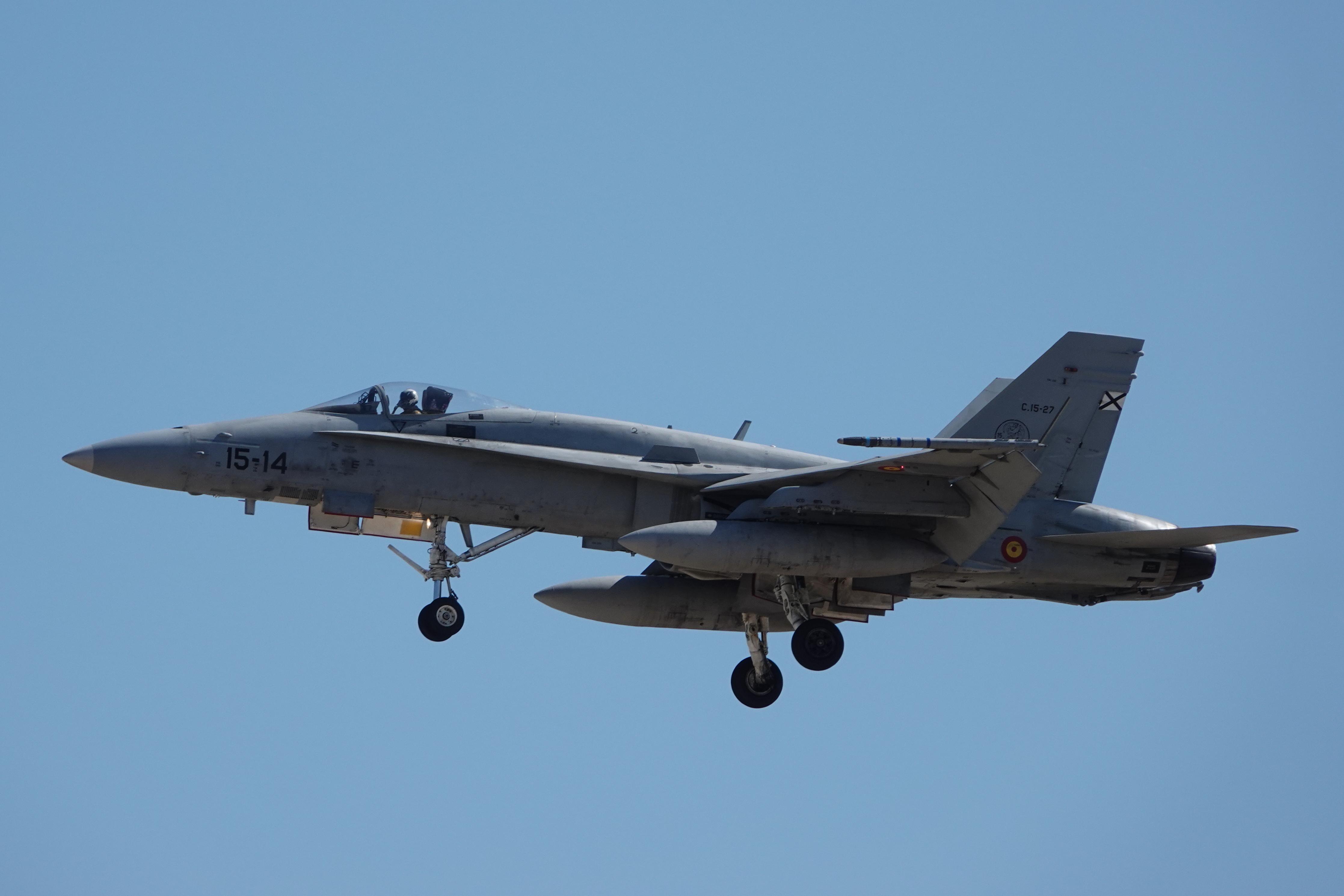 F-18 15-14
