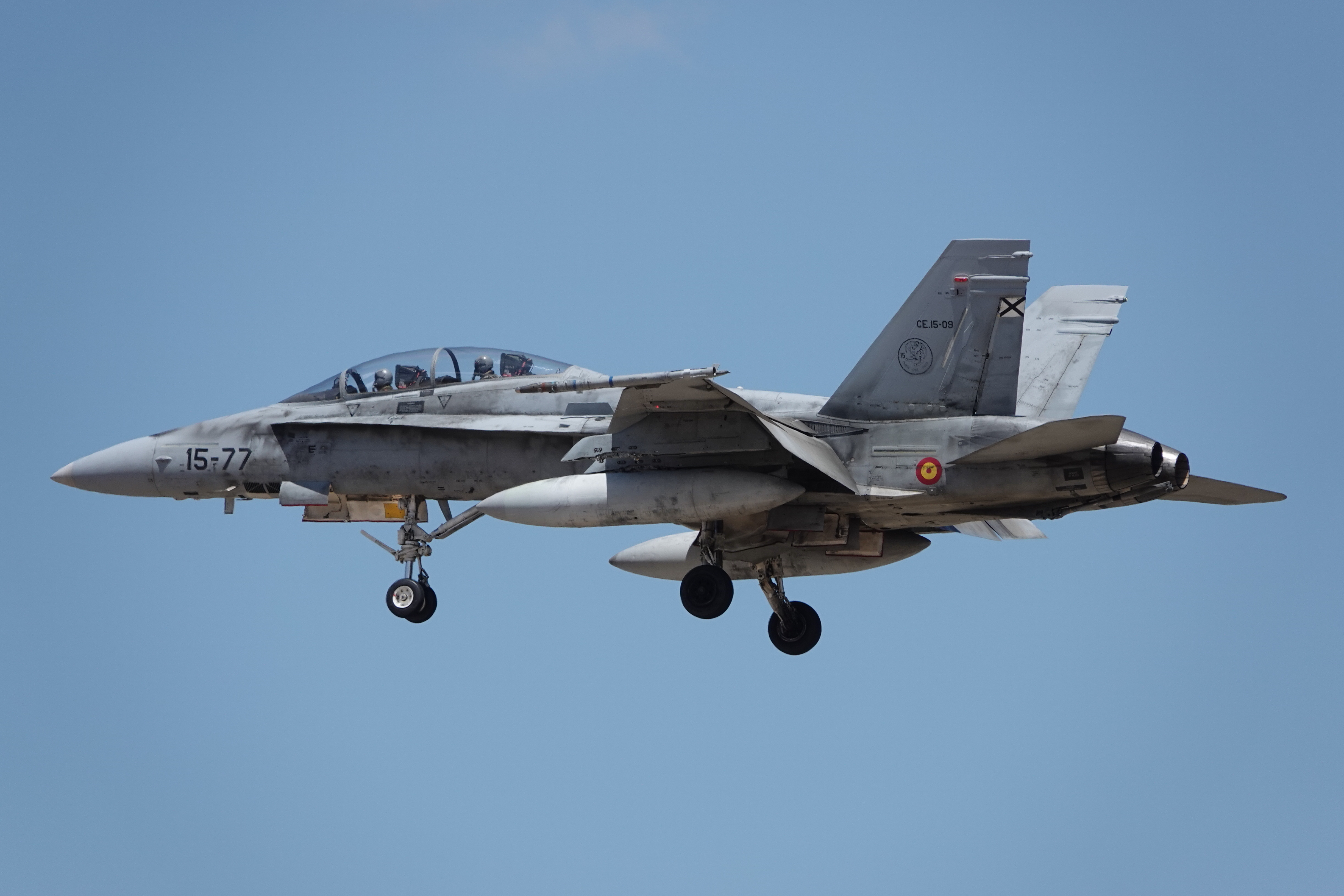 F-18 15-77